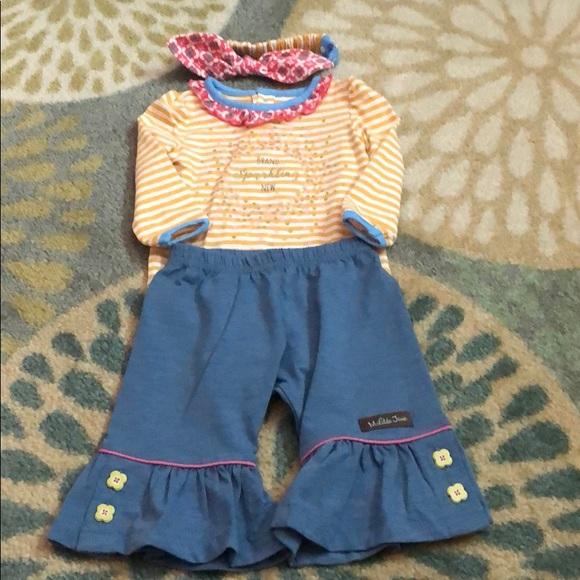 🌸Like🆕Matilda Jane Outfit sz. 3-6MO🌸